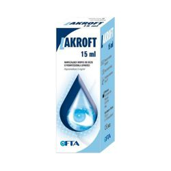 Lakroft krop.do oczu 15 ml